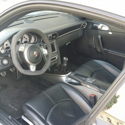 Gear Knob 911 911 Typ 997