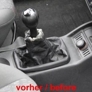 Botão da engrenagem Opel Meriva A