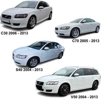 pomello del cambio Volvo C30 C70 S40 V50