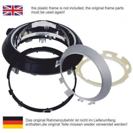 Schaltknauf Schaltsack Mini-Mini R50 / R52 / R53 leder
